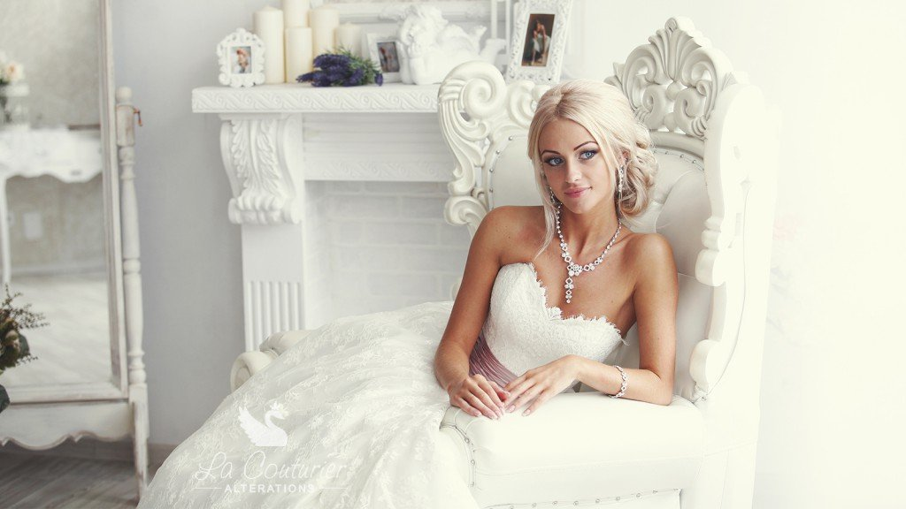 Bridal Alterations Sydney