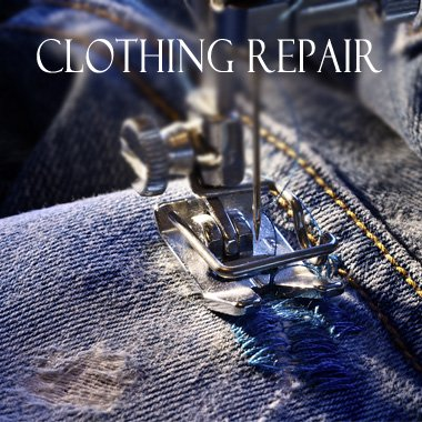 CLOTHING REPAIR