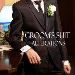 Groom's Suit Alterations