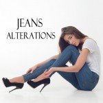 Jeans and Trousers Alterations