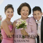 Mother's Dress Alterations