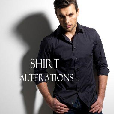 SHIRT ALTERATIONS
