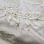 Hand Finishing For Delicate Wedding Dresses